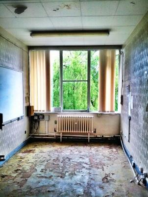 A room...
